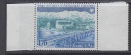 TAAF 1984 Port Jeanne D´Arc 1v (+ Margin)  ** Mnh (TA122E) - Luchtpost