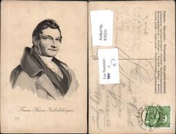 418231,Künstler Ak Franz Xaver Gabelsberger Kunst Wissenschaft - Künstler