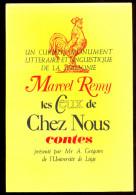 Marcel REMY - Les Ceux De Chez Nous - Contes. - Livres, BD, Revues