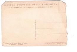 N2831 CARTOLINA ESPOSIZIONE AUGUSTEA DELLA ROMANITà - 23 SETTEMBRE 1937/1938 - RITRATTO DI LIVIA, MOGLIE DI AUGUSTO - Mostre, Esposizioni