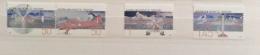 Australian  Antarctic Territory - 2004 Aviation Set MNH - Airplanes