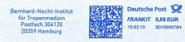 Freistempel 3613 Bernhard Nocht Institut - Machine Stamps (ATM)
