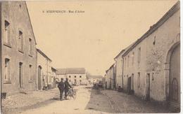 Sterpenich - Rue D' Arlon - Animée - 1935 - Edition Saia N° 6 - Arlon