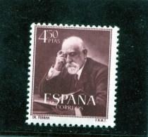 Espagne Timbres Neuf 1952, Jaime Ferran - 1951-60 Nuovi