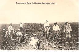 ALENTOURS DU CAMP DU MUSEIFRE. SEPTEMBRE 1925. - Syrië