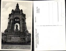 418764,Porta Kaiser Wilhelm Denkmal Statue Monument - Monuments