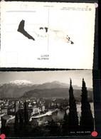 420177,Trentino Trento Riva Del Garda Teilansicht Bergkulisse - Trento