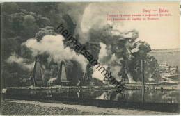 Aserbaidschan - Bakou - Baku - Bohrtürme - Erdöl - Oil - Aserbaidschan