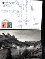 420241,Trentino Trento Lago Fedaia Alla Marmolada Vernel Stausee Bergkulisse - Trento