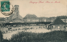 LONGWY HAUT - Place Du Marché - Longwy