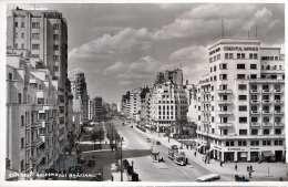 BUCARESTI - Boulevard Ul Brätianu, Fotokarte 1951 - Rumänien