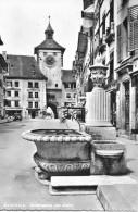 SOLOTHURN → Gurzelngasse Mit Bieltor Und Oldtimer, Ca.1950 - SO Soleure