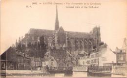 AMIENS - Vue D'ensemble De La Cathédrale - Amiens