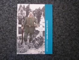 Carte Postale LES UNIFORMES Soldat Allemand 1914 1915 Guerre 14 18 Reproduction Colorisée Grand Format 21 X 15 - Cartes Postales