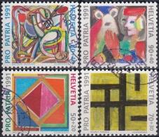 Suiza 1991 Nº 1374/77 Usado - Suiza