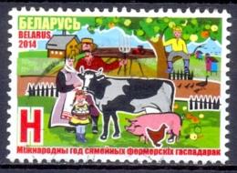 WIT RUSLAND  /MICHEL / ZIE SCAN (COE 097) - Belarus