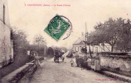 Chavignon: La Route D Anizy - France