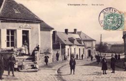 Chavignon : Rue De Laon - France