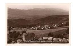 Font Romeu - Vue Générale Vers Odeillo - Bourg Madame Et La Frontière - Autres Communes