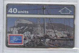 Gibraltar 101K - Harbour, 40u