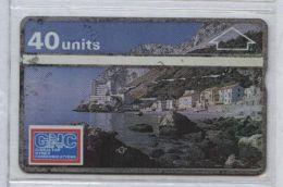 Gibraltar 101K - Seafront, 40u - Gibraltar