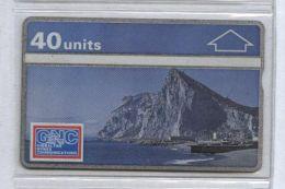 Gibraltar 101K - Rock From North, 40u