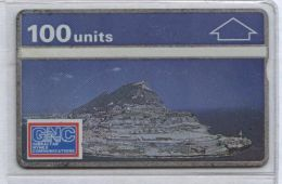 Gibraltar 101K - The Rock, 100u