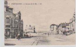 L  '  AVENUE  DE  LA  MER - Fort Mahon