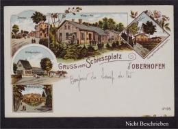 K-D-009+11, Oberhofen I.Elsass (2 Karten) - Allemagne