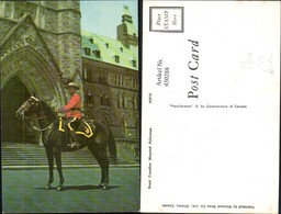 430288,Royal Canadian Mounted Policeman Polizei Pferd Uniform - Police - Gendarmerie