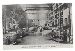 VILLERUPT ACIERIES DE MICHEVILLE (54) Atelier De Dolomie - Non Classés