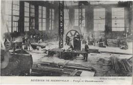 VILLERUPT ACIERIES DE MICHEVILLE (54) Forge Et Chaudronnerie - Non Classés