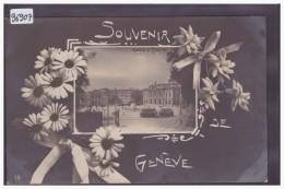 SOUVENIR DE GENEVE - TB - GE Genève