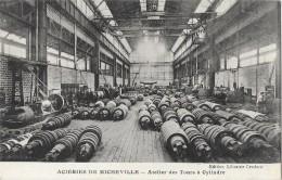 VILLERUPT ACIERIES DE MICHEVILLE (54) Atelier Des Tours à Cylindre - Non Classés
