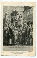 CPA  ANCIEN PARIS Chanteurs De Cantiques Des Rues (1778) - Petits Métiers à Paris