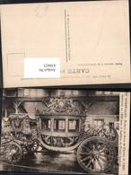 430425,Kutsche Versailles Voiture Du Sacre De Charles X Adel - Taxi & Carrozzelle