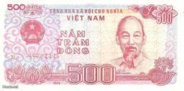 (B0503) VIETNAM, 1988 (1989). 500 Dong. P-101b. UNC - Vietnam