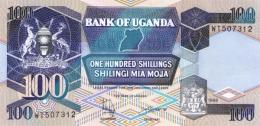 UGANDA 100 SHILLINGS 1998 P-31c UNC  [UG135f] - Uganda