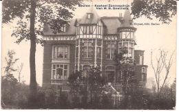 EECLOO EEKLO Kasteel ZONNESCHIJN Van M.N. GOETHALS 1909 Stempel - Zegel Weg R 6/039 - Eeklo