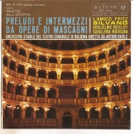 MASCAGNI - PRELUDI E INTERMEZZI NM/NM - Opera