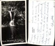 429849,Argentina Rio Ceballos Cascada Del Hornillo Wasserfall - Argentinien