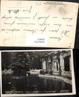 429857,Argentina Rosario Parque Independencia Pergolay Lago Teich - Argentinien