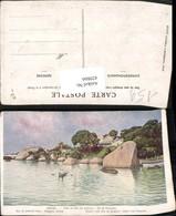 429866,Künstler AK Brazil Bai De Rio De Janeiro Ile De Paqueta Insel - Ohne Zuordnung