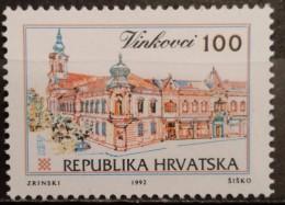 Croatia, 1992, Mi: 219 (MNH) - Croatie