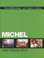 MICHEL Katalog UNO-Spezial 2012 Gebraucht - Briefmarkenkataloge