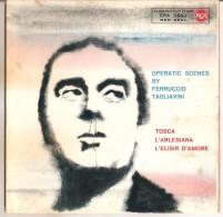 Ferruccio Tagliavini  Tosca, L'Arlesiana, L'Elisir D'Amore NM - Opera