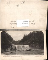 433010,New Zealand Neuseeland Mangawhero River Rawkawa Fall Wasserfall - Ansichtskarten