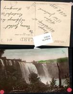 433013,New Zealand Neuseeland Wairua Falls Wasserfall - Ansichtskarten