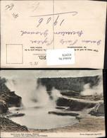 432978,New Zealand Neuseeland Hot Lakes District Tikitere Inferno Hills Hells Gate He - Ansichtskarten