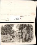 432994,New Zealand Neuseeland Avon River Island Bridge Fluss Brücke - Ansichtskarten